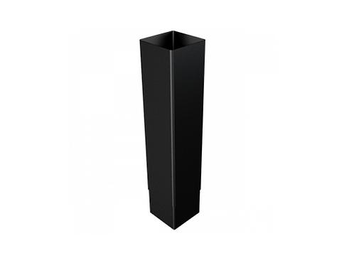 101x101mm Square Flushjoint Downpipe 1m Length