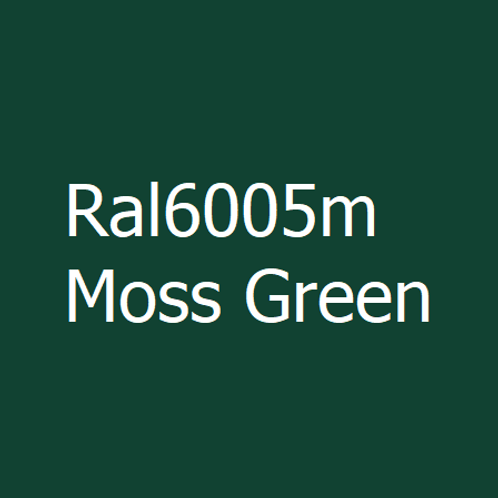 RAL6005m Moss Green