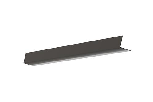 L-Shape Aluminium Trim Section 3m Length - (Select 50x50mm or 30x30mm)