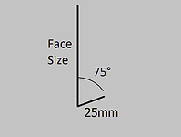 aluminium classic fascia profile