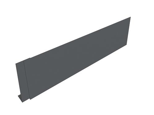 430-470mm Classic Fascia 2m Length (Select Face Size)