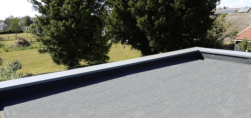 aluminium parapet wall coping capping