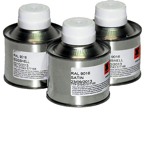 Touch up paint for aluminium