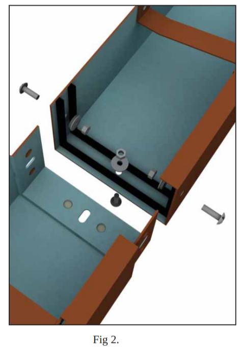 Aluminium Box Gutter Jointing Method