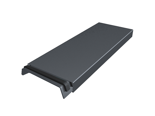 560-600mm Wall Width Coping 3m Length (Select Wall Width)