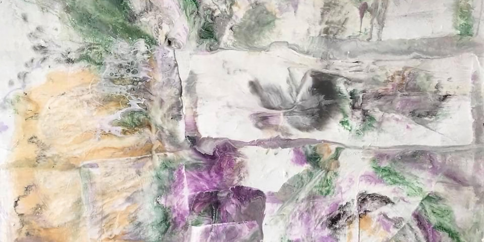 Digital Exhibit: Acrylic to Resin and Everything in Between: an Exhibition in Abstraction