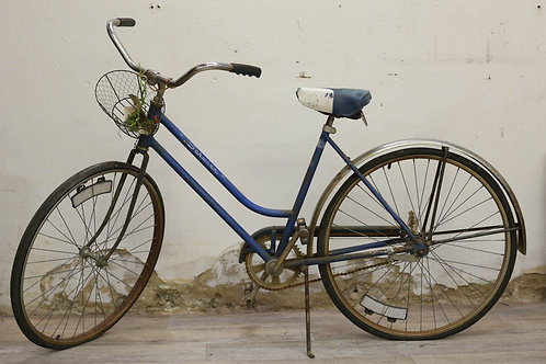 Royal Blue Bicycle