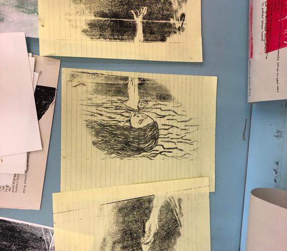 separation - ghostprint