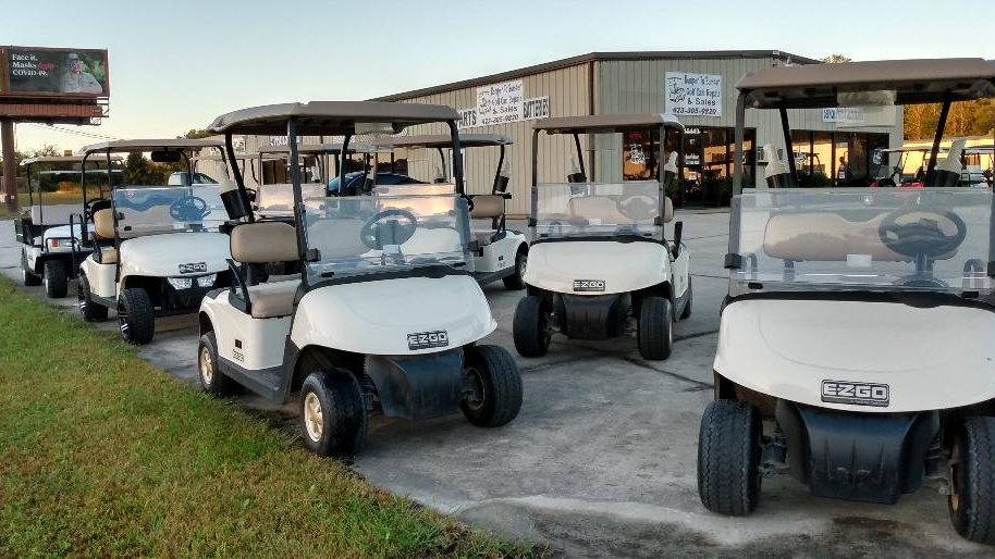 2014 EZGO RXV 48V/We Have 0 Available!
