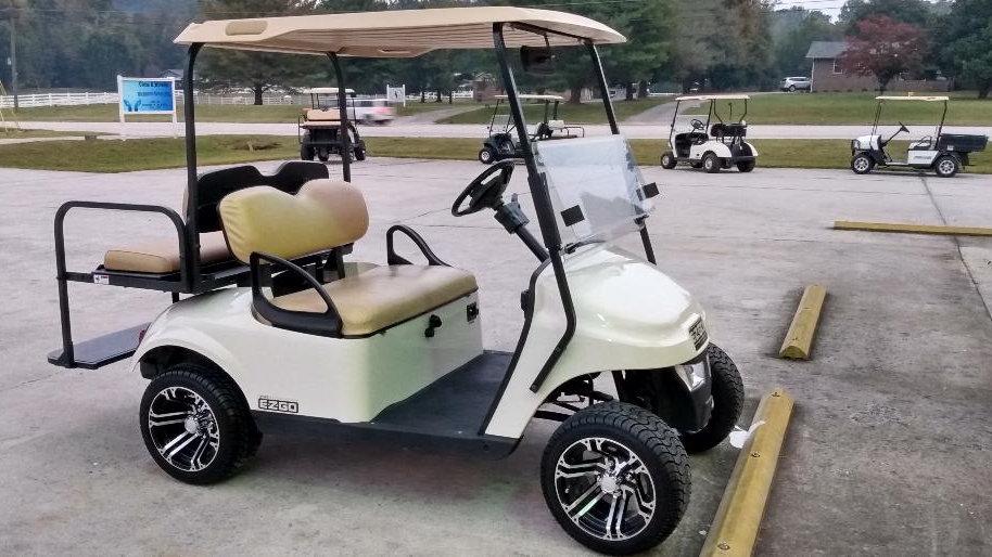 2014 EZGO Gas Cart/$5495