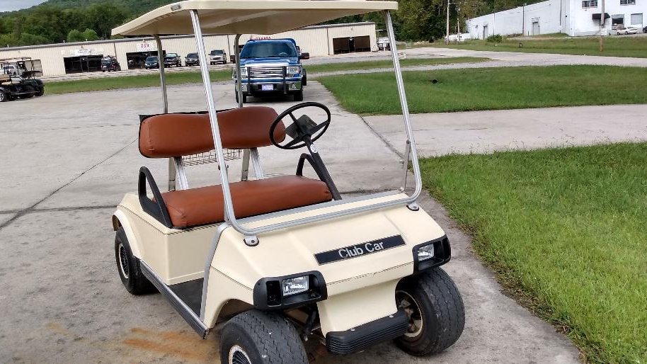 1985 Club Car/SOLD