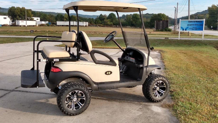 2005 Club Car Precedent 48V/SOLD