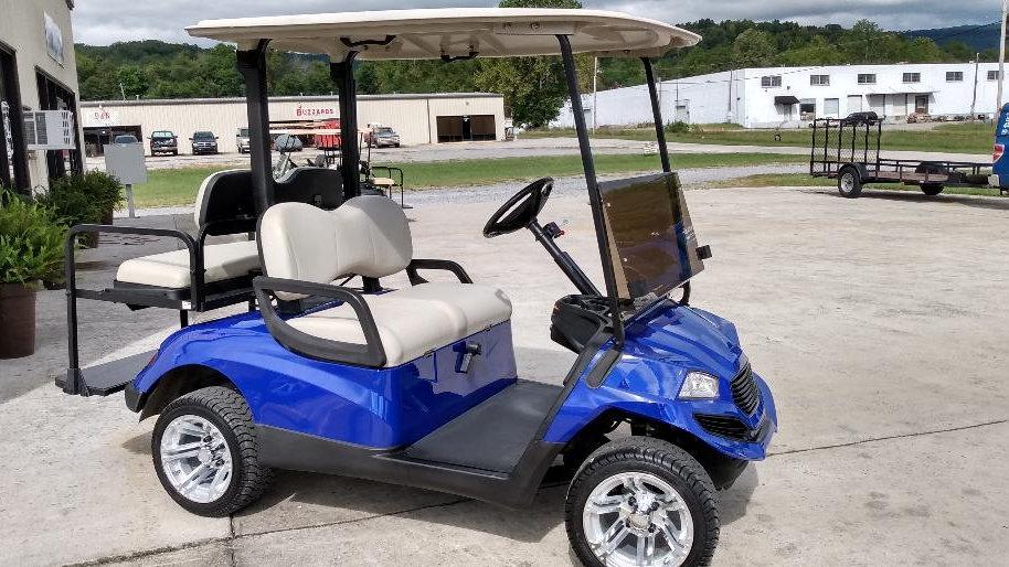 2014 Yamaha Drive Gas Cart/SOLD