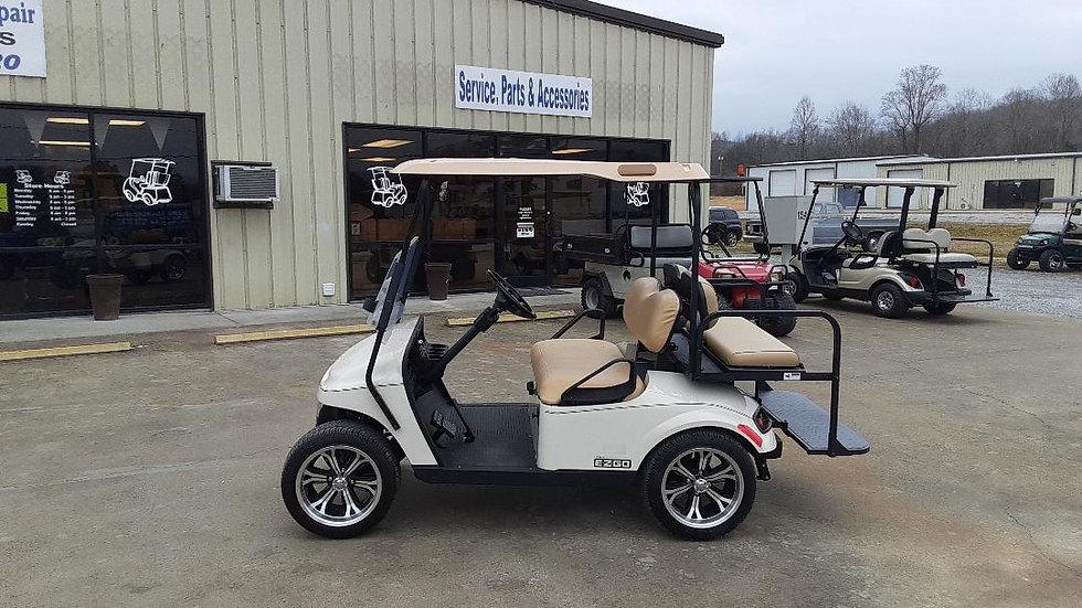 2014 EZGO Gas Cart/$4695/SOLD