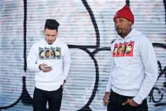 Rapper Heads Hoodie