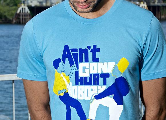 Ain't Gone Hurt Nobody (Ocean Blue/Blue/Yellow/White)