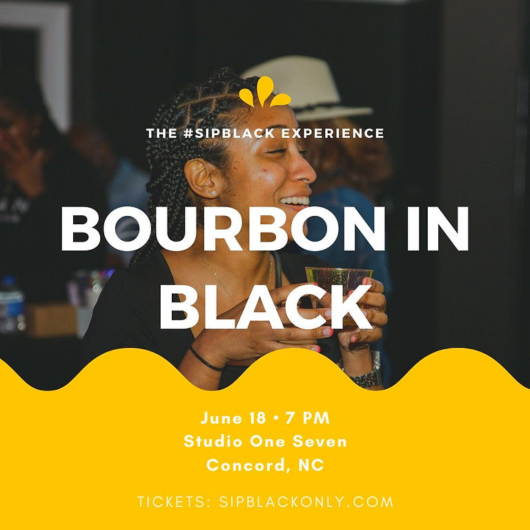 Bourbon In Black