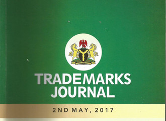 Nigerian Registry Releases New Trade Mark Journal.