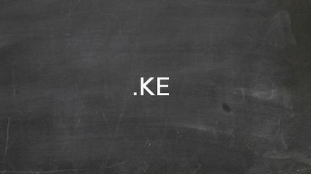 Kenya Has Launched Second Level Domain Name .ke (dot Ke)