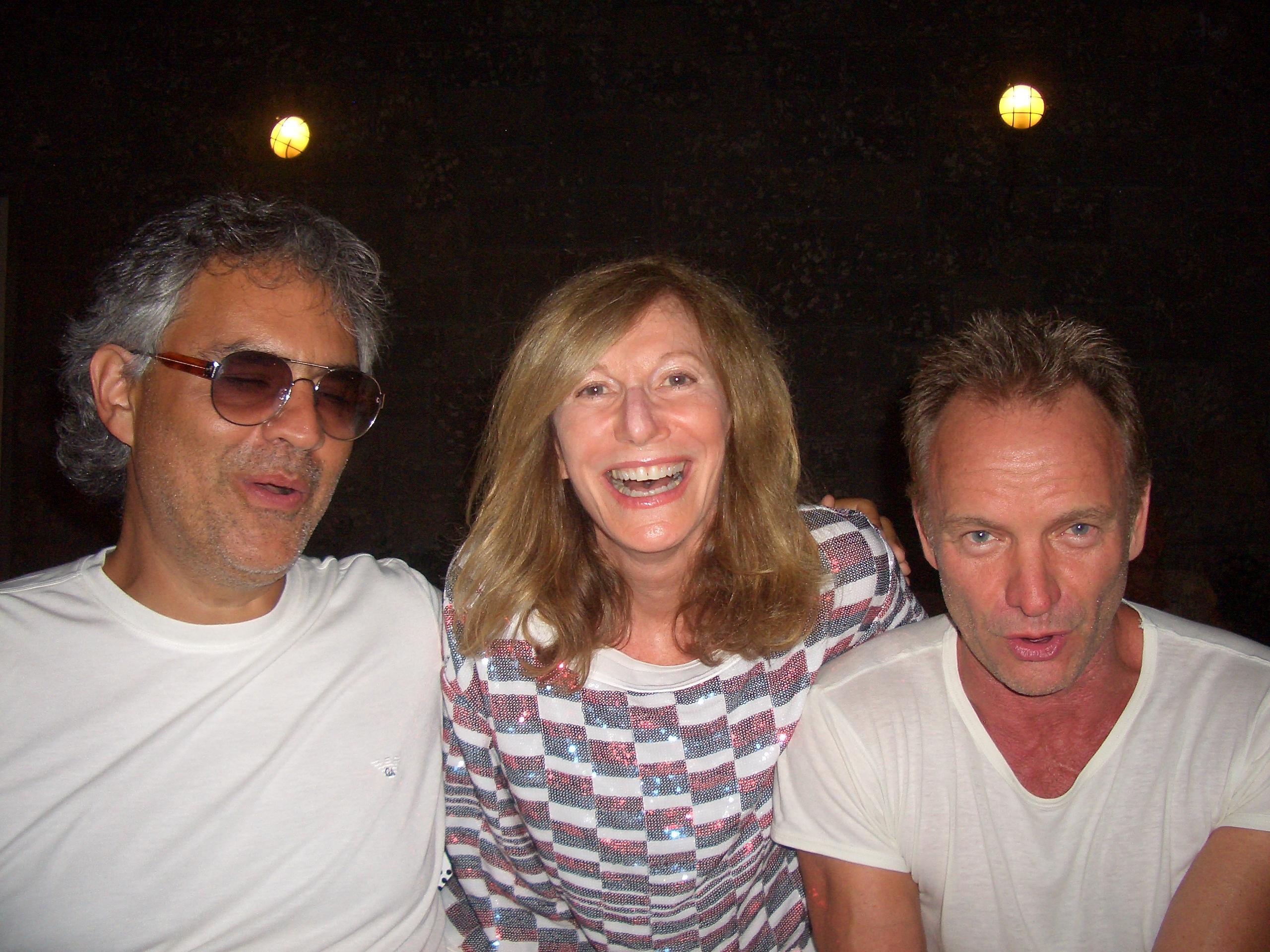 Andrea Bocelli & Sting