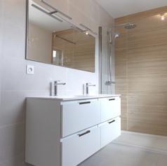 Meuble de salle de bain personnalisables