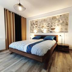 Rénovation chambre design