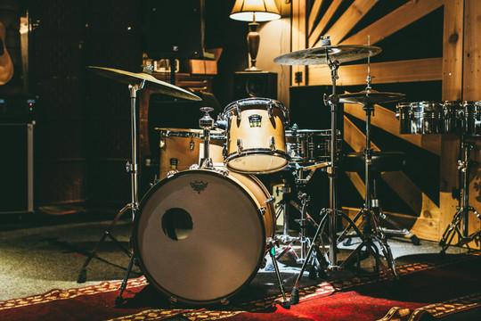 876 Studio Drums