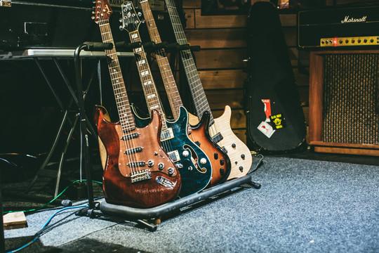 876 Studio Guitars