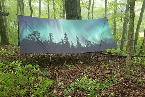 OutdoorINK or Print-2-Fabric Printed Tarp