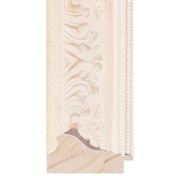 Lorient Ornate White a84504