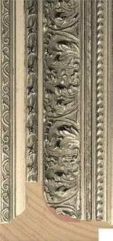 Ornate Silver a65702