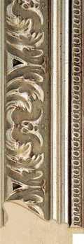 Ornate Silver a57702