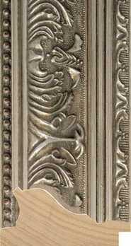 Ornate Silver a65802