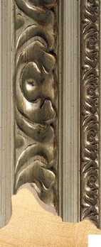 Ornate Silver 52802