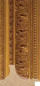 Ornate Gold a65701