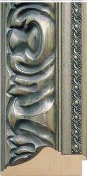 Ornate Silver 59502