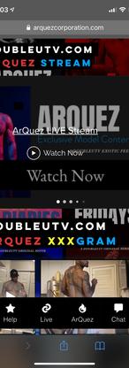 ArQuez XXX Stream