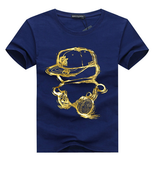 Fitted Gold Tee