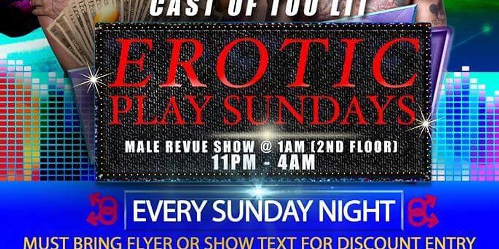 Erotic Play Sunday's at Tokyo Valentino