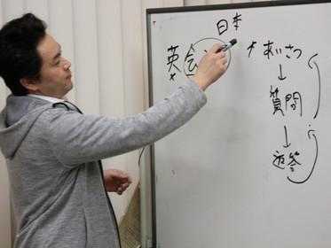 英語でおもてなし、伊東の勉強会