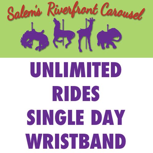 Unlimited Rides Single Day Wristband