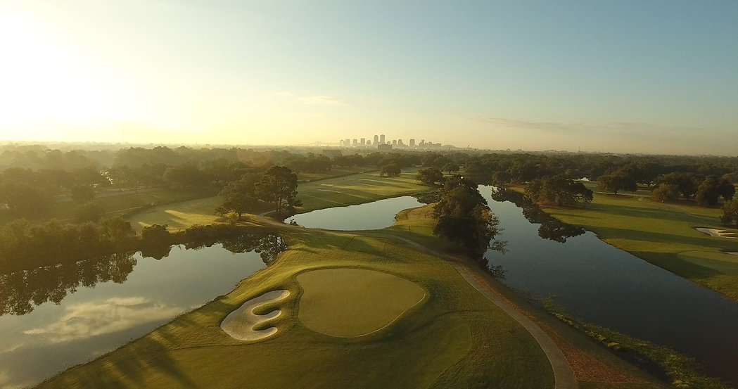New Orleans golf course TPC of Louisiana located 20 minutes from downtown New Orleans
