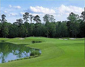 Carter Plantation Golf Club. New Orleans Area Golf Courses.