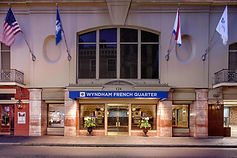 New Orleans golf package at Wyndham French Quarter