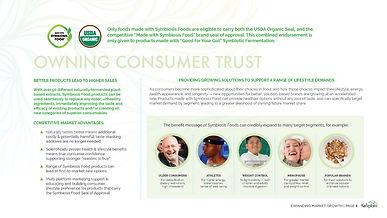 KP0100 Symbiosis Food Advantage Brochure