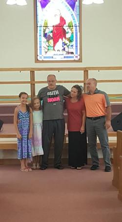 Baptism Aug 19