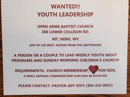 Youth Leadership Wanted.jpg
