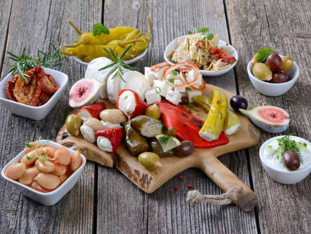 9 Healthy Foods from the Mediterranean Diet
