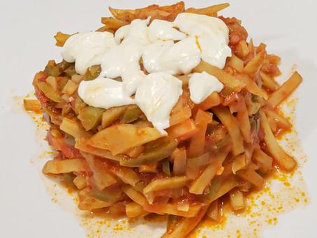 Potatoes Italiano