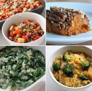 Healthy and Delicious Thanksgiving Side Dish Recipes